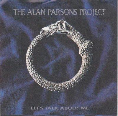 Alan Parsons Project - Let's talk about me + Hawkeye (Vinylsingle)