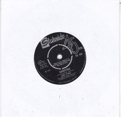 Gene Pitney - Backstage + In love again (Vinylsingle)