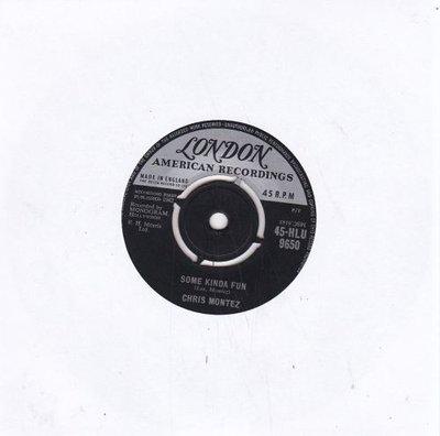 Chris Montez - Some kinda fun + Tell me (Vinylsingle)