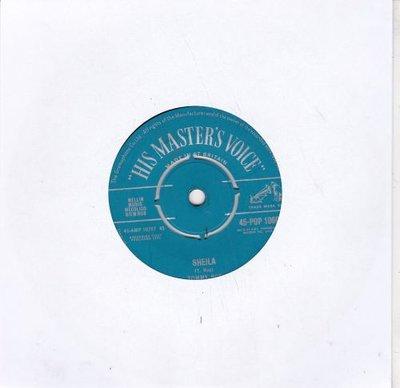 Tommy Roe - Sheila + Save your kisses (Vinylsingle)