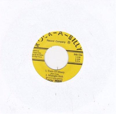 High Noon - Train Of Misery (EP) (Vinylsingle)