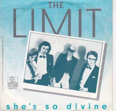 Limit - She's So Divine + Pop (Vinylsingle)