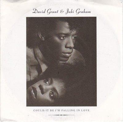 David Grant & Jaki Graham - Could it be I'm falling in love + Turn around (Vinylsingle)