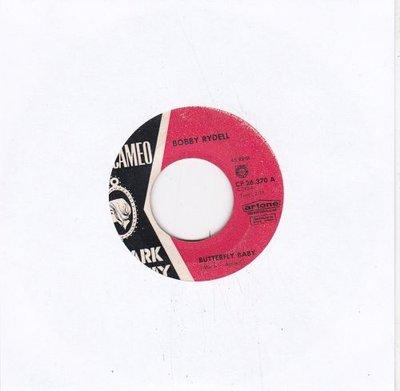 Bobby Rydell - Butterfly baby + Love is blind (Vinylsingle)