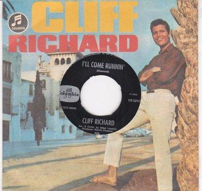 Cliff Richard - I'll come runnin' + I get the feelin' (Vinylsingle)