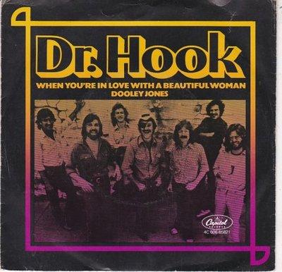 Dr. Hook - When you're in love with a beautiful woman + Dooley Jones (Vinylsingle)