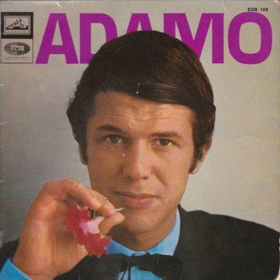 Adamo - Le neon + Vivre + Une charme aux nuages +1 (Vinylsingle)