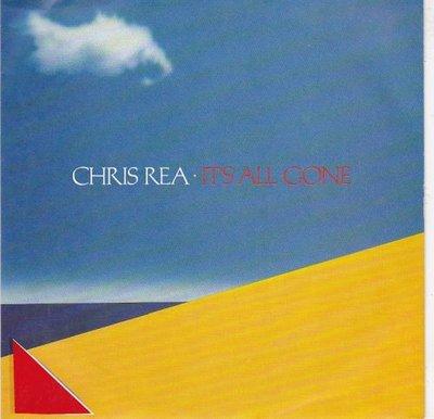 Chris Rea - It's all gone + Bless them all (Vinylsingle)