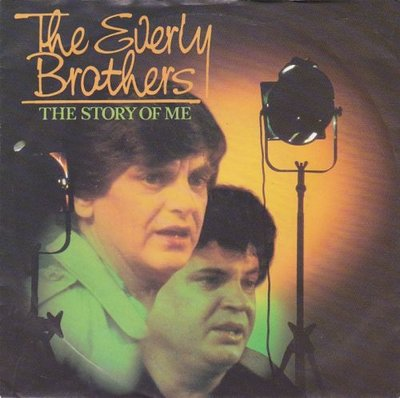 Everly Brothers - The story of me + Following the sun (Vinylsingle)