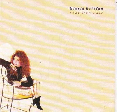 Gloria Estefan - Seal our fate + (remix edit) (Vinylsingle)