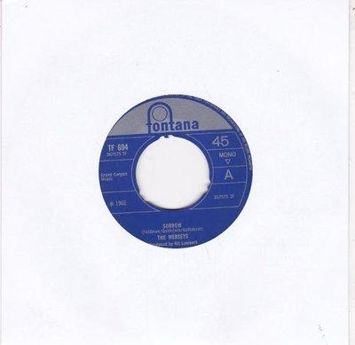 Merseys - Sorrow + Some other day (Vinylsingle)