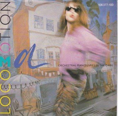 OMD - Locomotion + Her body in my soul (Vinylsingle)