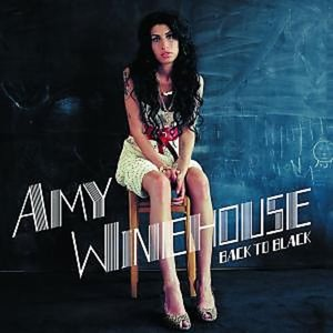 AMY WINEHOUSE - BACK TO BLACK (Vinyl LP)