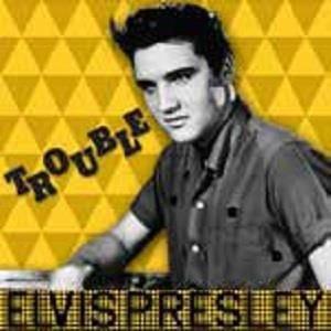 ELVIS PRESLEY - TROUBLE (Vinyl LP)