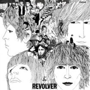 BEATLES - REVOLVER (Vinyl LP)