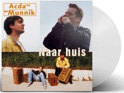 ACDA & DE MUNNIK - NAAR HUIS (Vinyl LP)
