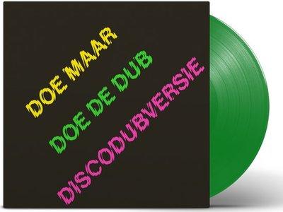 DOE MAAR - DOE DE DUB -COLOURED VINYL- (Vinyl LP)
