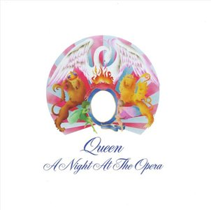 QUEEN - A NIGHT AT THE OPERA (Vinyl LP)