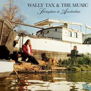 WALLY TAX - SPRINGTIME IN AMSTERDAM -GREEN VINYL- (Vinyl LP)