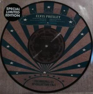 "ELVIS PRESLEY - THE ORIGINAL U.S. EP COLLECTION NO. 5 - PICTURE DISC- (10"" VINYL) (Vinyl LP)"