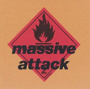 MASSIVE ATTACK - BLUE LINES (Vinyl LP)