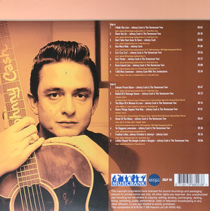 JOHNNY CASH - COUNTRY BOY (Vinyl LP)