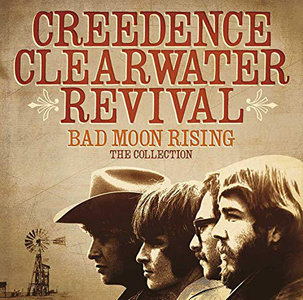 CREEDENCE CLEARWATER REVIVAL - BAD MOON RISING (Vinyl LP)