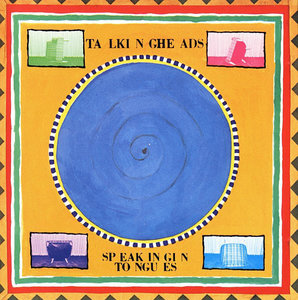 TALKING HEADS - SPEAKING IN TONGUES (Vinyl LP)