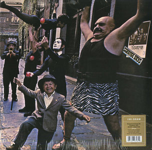 THE DOORS - STRANGE DAYS (Vinyl LP)