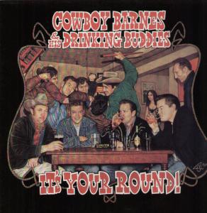 The Diaboliks - Cowboy Barnes & His Drinking Buddies (Vinyl LP)