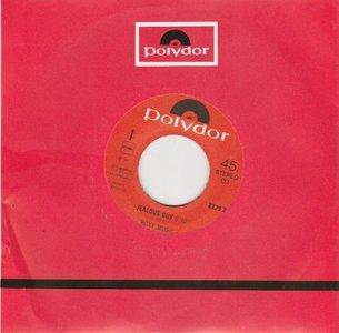 Roxy Music - Jealous guy + To turn you on (Vinylsingle)