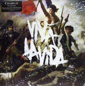 COLDPLAY - VIVA LA VIDA OR DEATH AND ALL HIS FRIENDS (Vinyl LP)
