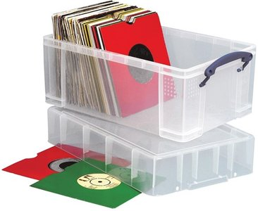 Really Usefull Box 9 liter for 125 Vinylsingles
