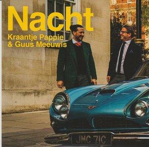 Guus Meeuwis & Kraantje Pappie - Nacht (nieuw versie) + Het Is Een Nacht (Orginele Versie) (Vinylsingle)