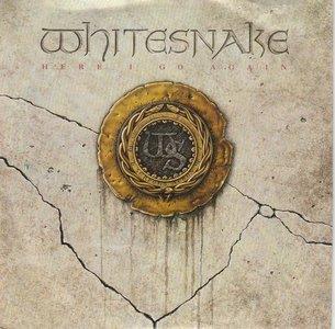 Whitesnake - Here I go again + Slide it in (Vinylsingle)