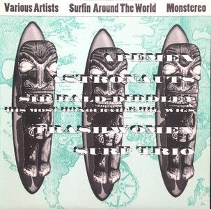 Various - Surfin Around The World (Vinyl LP)
