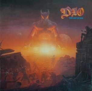 DIO - The Last In Line (Vinyl LP)