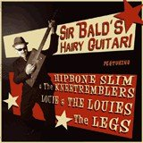 Sir Bald's Hairy Guitar - Sir Bald's Hairy Guitar (Vinyl LP)