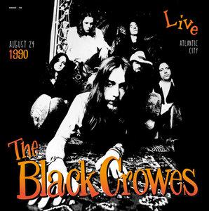 THE BLACK CROWES - LIVE IN ATLANTIC CITY -COLOURED- (Vinyl LP)
