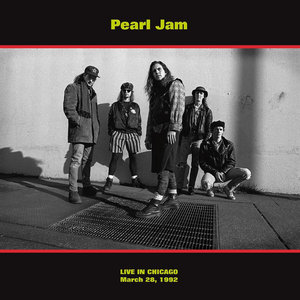 PEARL JAM - LIVE AT CHICAGO 1992 -COLOURED- (Vinyl LP)