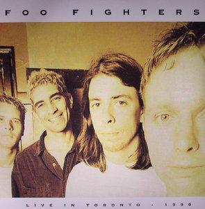 FOO FIGHTERS - LIVE IN TORONTO 1996 -COLOURED- (Vinyl LP)