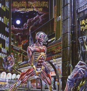 IRON MAIDEN - SOMEWHERE IN TIME (Vinyl LP)