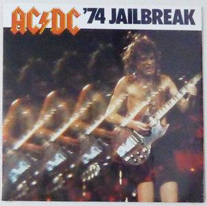 AC/DC - 74 JAILBREAK (Vinyl LP)