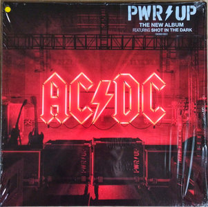 AC/DC - POWER UP -COLOURED- (Vinyl LP)