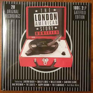 VARIOUS - THE LONDON AMERICAN STORY - RARITIES (Vinyl LP)