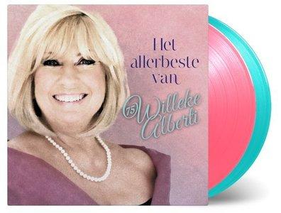WILLEKE ALBERTI - HET ALLERBESTE VAN -COLOURED VINYL- (Vinyl LP)