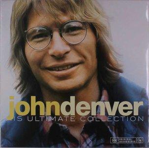 JOHN DENVER - HIS ULTIMATE COLECTION (Vinyl LP)