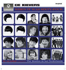 DE KIEVERS - WHEN IT WAS SIXTY-FOUR (Vinyl LP)
