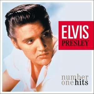 Elvis Presley - NUMBER ONE HITS (Vinyl LP)