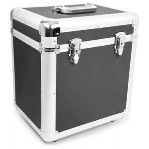 LP Flightcase for 100 records (Black)